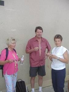 2004_Medoc Weinprobe 1