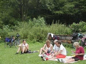2004_Sommer-Radtour 3 2004