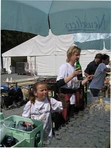 2005_Weiltal 05 Versorgungsstand im Ziel 4